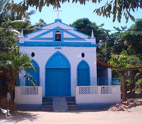 Igreja Barra Grande